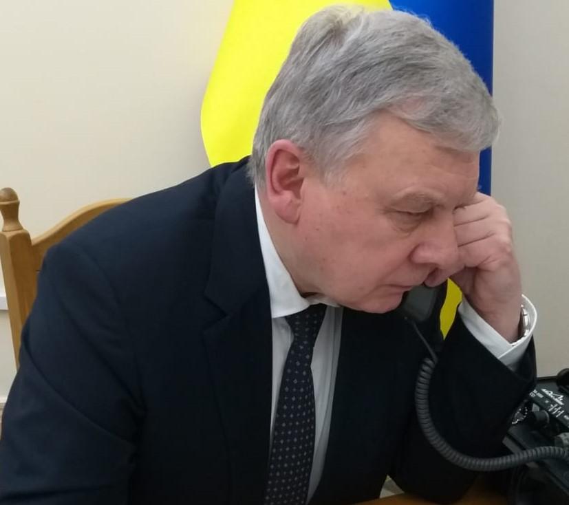 У форматі QUINT обговорено прогрес оборонної реформи в Україні – Андрій Таран