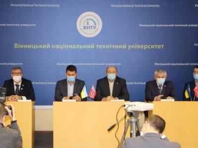 Проєкт «Норвегія — Україна» — у новий семестр з новими перспективами