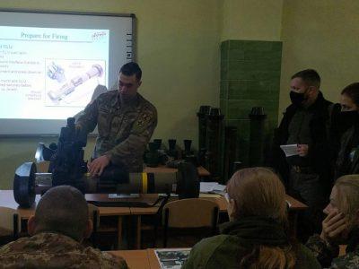 Підготовка операторів ПТРК «Джавелін» триває на Львівщині
