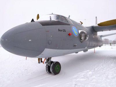 Після капітального ремонту на Ан-26 чекає низка випробувальних польотів