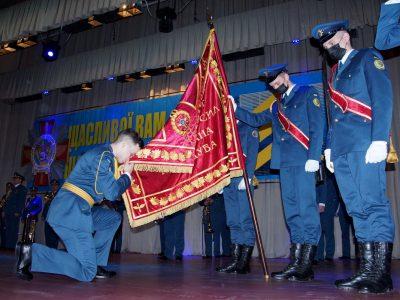 У Харкові відбувся випуск професійних сержантів — авіаційних фахівців