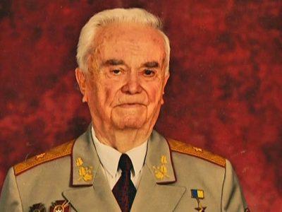 105 років з дня народження легендарного розвідника, Героя України генерал-майора Євгена Березняка