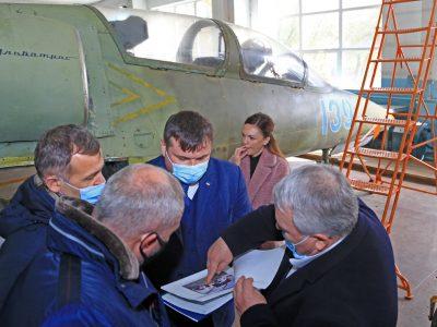 На Одеському авіаційному заводі збиратимуть американські вертольоти «Ірокез»