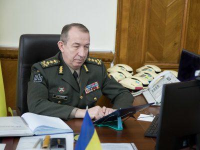 «Поглиблення міжнародної співпраці в сучасних безпекових умовах є безумовною вимогою сьогодення», – генерал-лейтенант Сергій Корнійчук