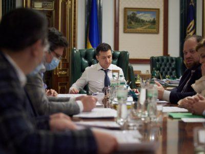 В Офісі Президента обговорили оновлення Угоди про асоціацію між Україною та Євросоюзом