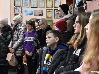 Діти загиблих героїв отримали подарунки з 12-ти країн світу