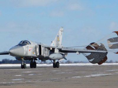 Екіпажі бойової авіації відпрацювали елементи атаки наземних цілей…