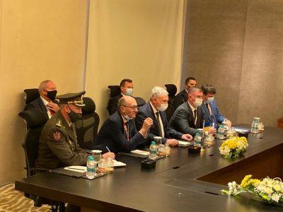 Україна та Індія активізують військове та оборонно-технічне співробітництво, – Андрій Таран