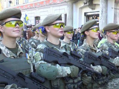 Підтримайте гендерну рівність у Збройних Силах України!