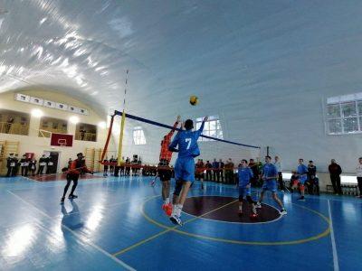 У Львові визначили переможців у волейбольному турнірі на честь Героя Небесної Сотні
