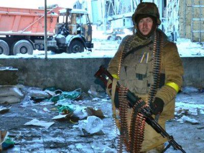 «Кіборг» Руслан Боровик: гранатометник із фотокамерою