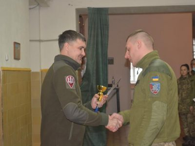 «Гвардійський ривок»: переможцем стала команда окремого аеромобільного батальйону