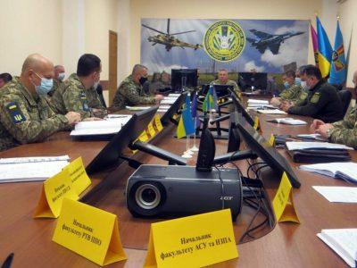 Захист від БПЛА: у Харкові на цю тему відбувся науково-практичний онлайн-семінар
