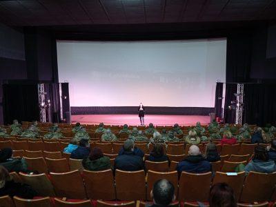 Продюсер стрічки «Трохи нижче неба»: «За два місяці — прем'єра фільму, присвяченого війні з російським загарбником»