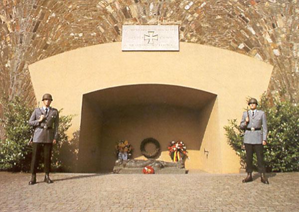 Як німці вшановують пам'ять своїх загиблих солдатів