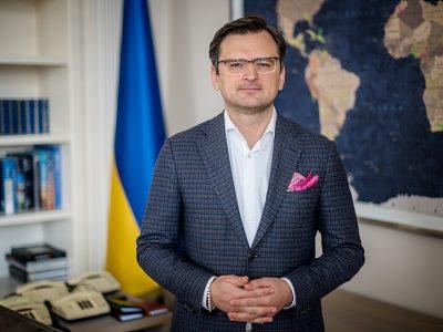 Україна вперше в історії отримала Стратегію зовнішньополітичної діяльності — Дмитро Кулеба