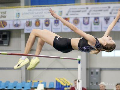 Ярослава Магучіх перемогла на чемпіонаті України з легкої атлетики