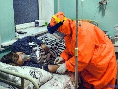 У 2020 році військові медики отримали доплати за лікування COVID-хворих на 12,5 млн гривень