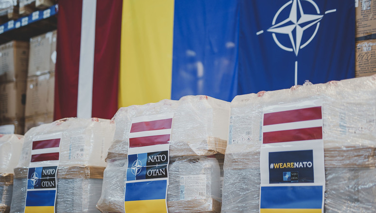 НАТО передасть Україні засоби для боротьби з COVID-19