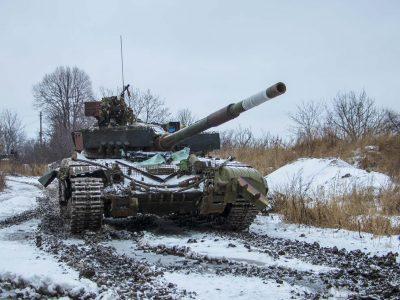 «На танк було страшно дивитись — сніг і крига під гусеницями були червоними від крові»