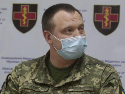Вакцинацію від COVID-19 у Збройних Силах мають розпочати наприкінці лютого