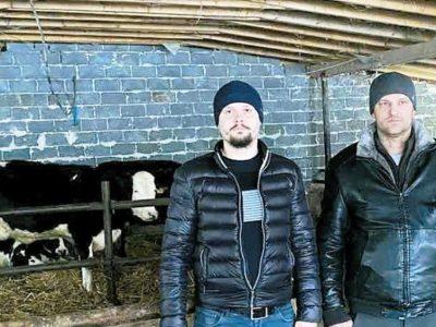 На Львівщині ветерани АТО створили молочну ферму