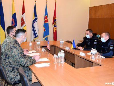 Командувач ВМС ЗСУ обговорив з партнерами із США актуальні питання розвитку вітчизняного флоту