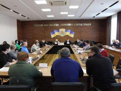 На Полтавщині 139 сімей ветеранів АТО/ООС поліпшили свої житлові умови