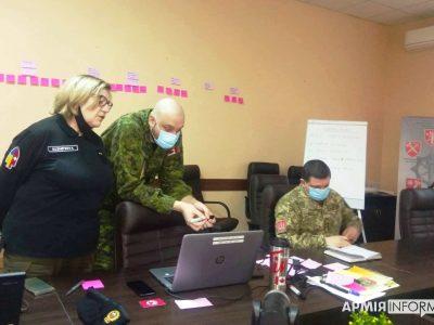 У Львові завершили планування курсу для військової поліції НАТО
