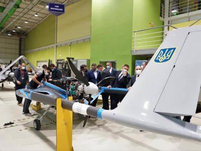 У Туреччині вже збирають нову партію безпілотних літальних комплексів Bayraktar TB2 для України