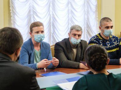 Новостворена Консультативна рада при Президентові України опікуватиметься захистом українських військових та ветеранів