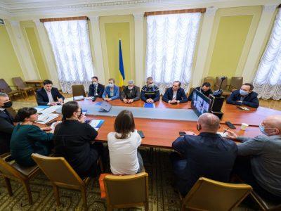 В Офісі Президента відбулося засідання Консультативної ради з питань забезпечення прав і свобод захисників України