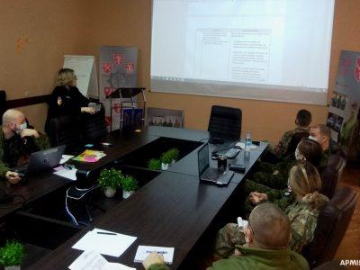 У Львові планують написати унікальний курс для НАТО про участь військової поліції у гібридній війні