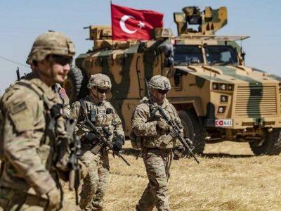 Міноборони Туреччини повідомило про ракетний обстріл із Сирії