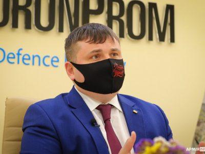 «Підприємствам «оборонки» є що запропонувати війську для його підсилення» ― гендиректор ДК «Укроборонпром» Юрій Гусєв