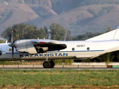 У Казахстані зазнав катастрофи військовий Ан-26