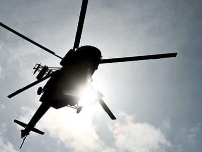 Російській стороні направлено лист із вимогою повідомити обставини порушення повітряного простору України російським вертольотом