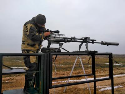 Снайперська гвинтівка «Нічний Хижак» має дальність прицільного пострілу 4000 метрів
