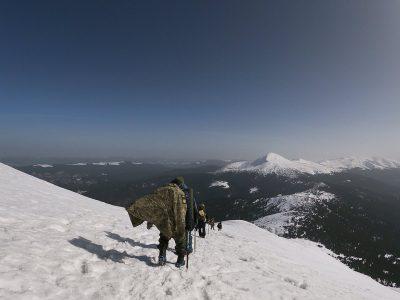 «Курс гірської підготовки»: гори не даються слабким!