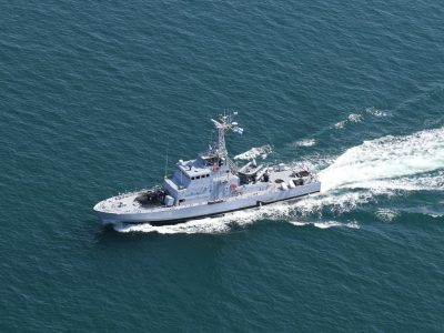 У США завершено підготовку українських екіпажів двох патрульних катерів типу «Айленд»