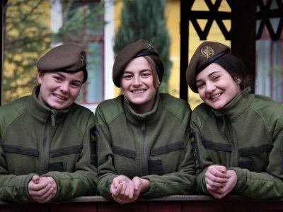 У нашому війську служить понад 31 тисяча жінок