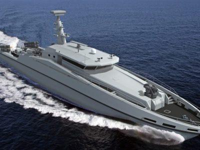 Нові ракетні катери спеціально для України спроєктує Британія