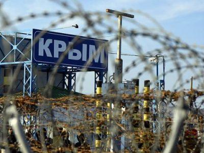 Нестачу води у Криму спричинила мілітаризація півострова – МЗС