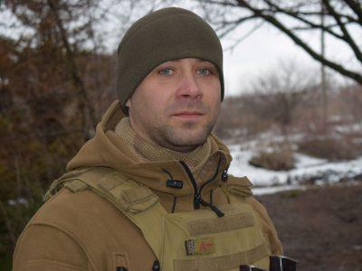 Народний герой України Микола Лавренчук − кулеметник, який першим відкрив вогонь по ворогу біля Слов'янська