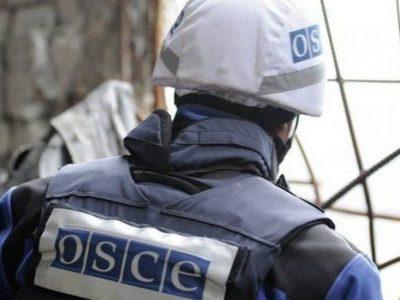 Ворог продовжує перешкоджати роботі Місії ОБСЄ — СЦКК