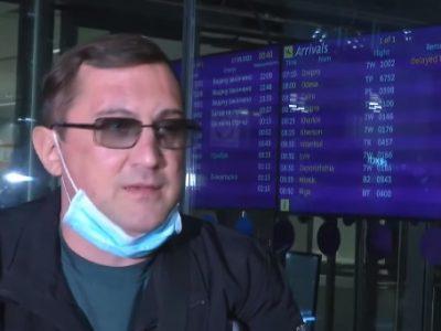 Після лікування надважкого поранення з Німеччини повернувся холодноярець Олексій Одинок