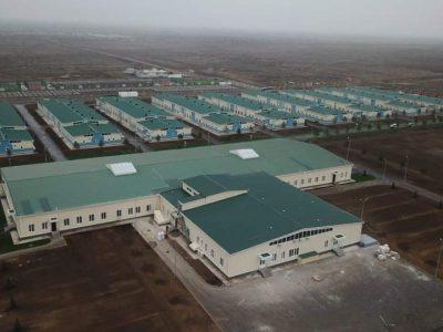 Друга черга будівництва бригадного табору полігона «Широкий лан» має завершитись до кінця 2021 року
