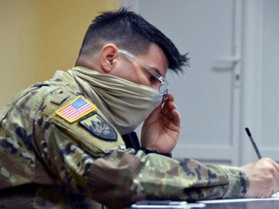 Уперше в історії навчань «Репід Трайдент» плануються батальйонні тактичні навчання багатонаціонального батальйону з бойовою стрільбою