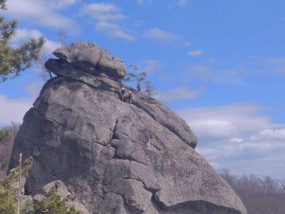 Курс гірської підготовки: військові підкорюють Скелі Довбуша