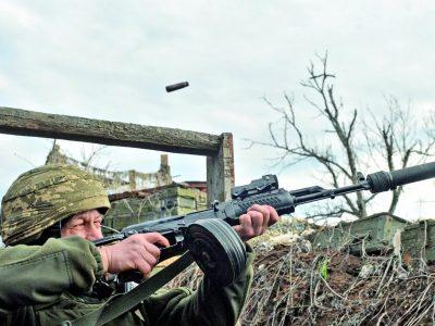 Італійський журналіст: «Українські солдати у траншеях на Донбасі присягають, що готові померти, щоб зупинити російського загарбника»